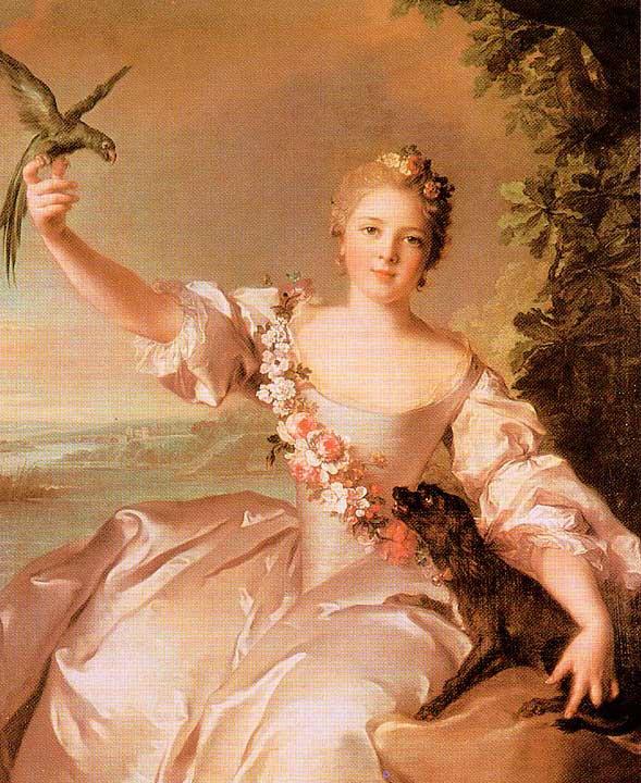 ....Mathilde de Canisy ,marquise d'Antin....