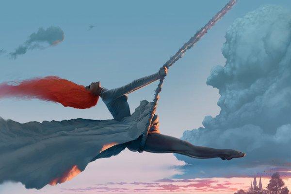 ...Libre comme l'oiseau ...