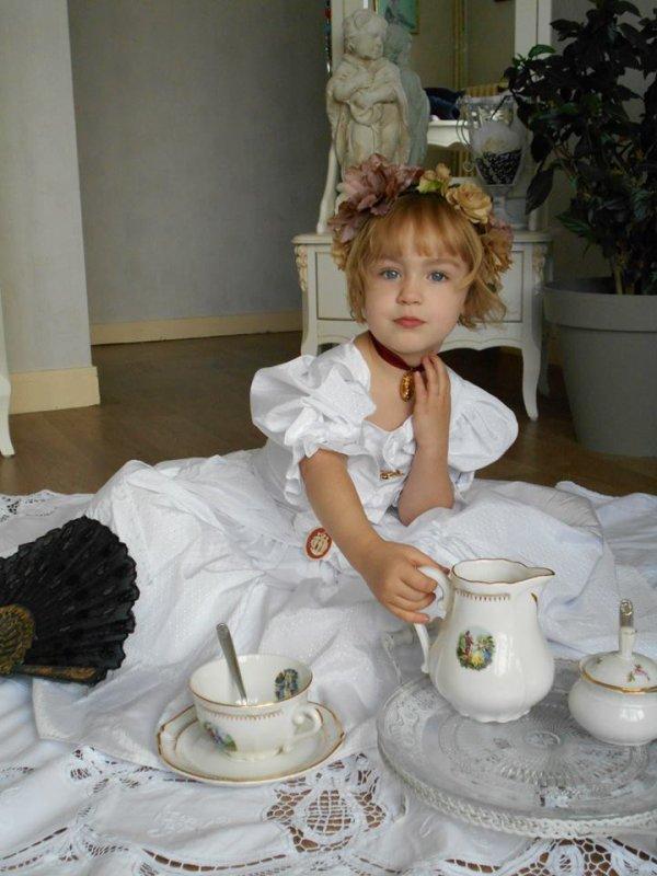 .... La petite Gaëlle ....