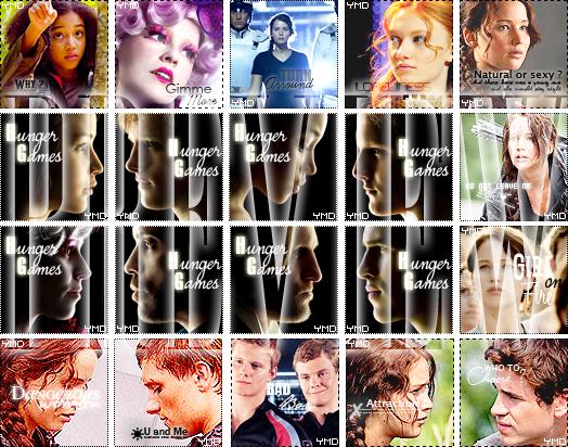 . __________________◌ Pack Avatar Hunger Games ◌__________________