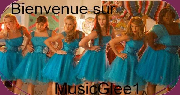 Bienvenue sur MusicGlee1, votre source musique sur la saison 4 de Glee !