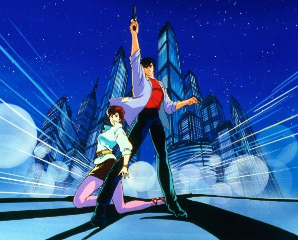 City Hunter - Ryô Saeba et Kaori Makimura