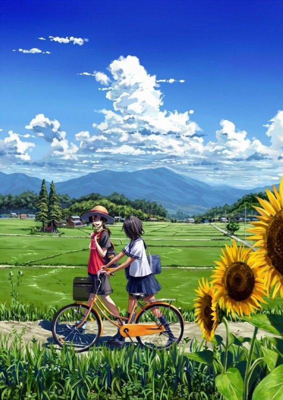 La belle été en campagne