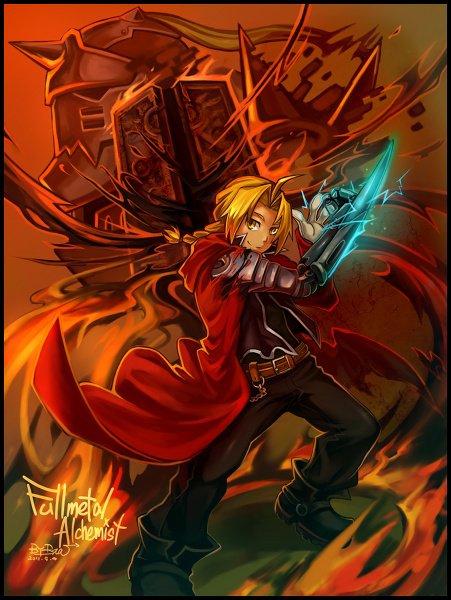 Fullmetal Alchemist - Les Frères Elric