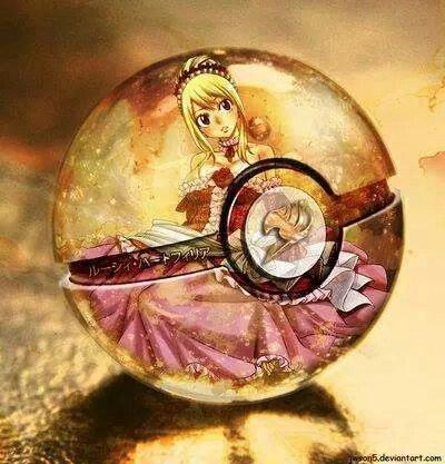 Crossover | PokéBall Fairy Tail