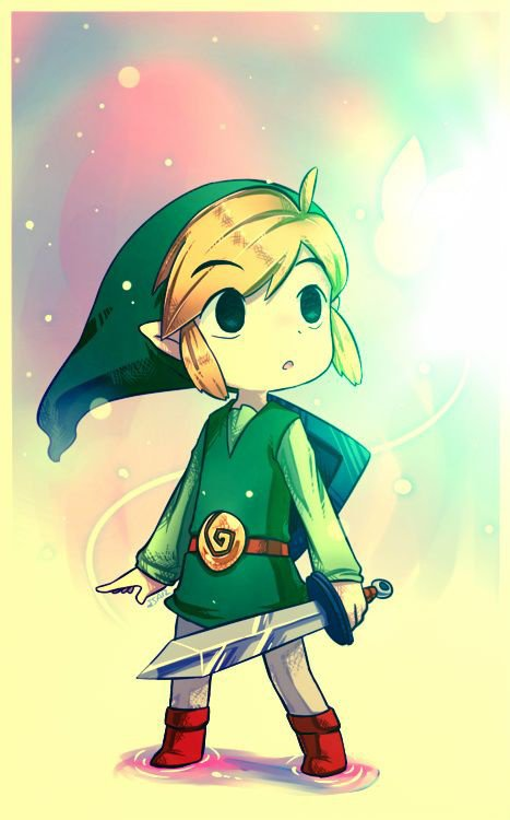 The Legend of Zelda - Link Chibi