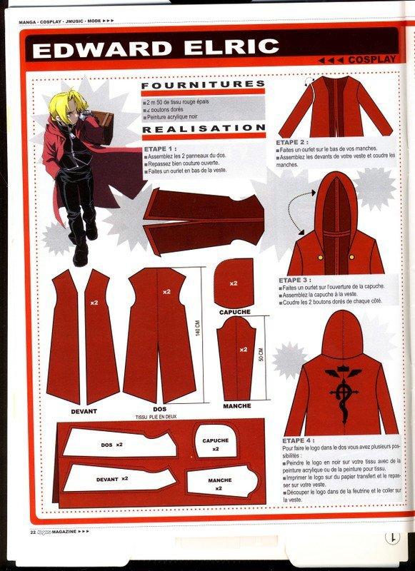 Cosplay - Fullmetal Alchemist
