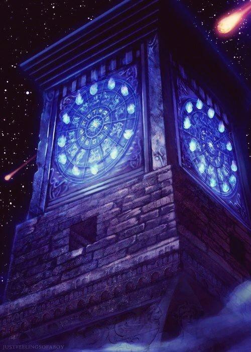 l'Horloge Zodiacale