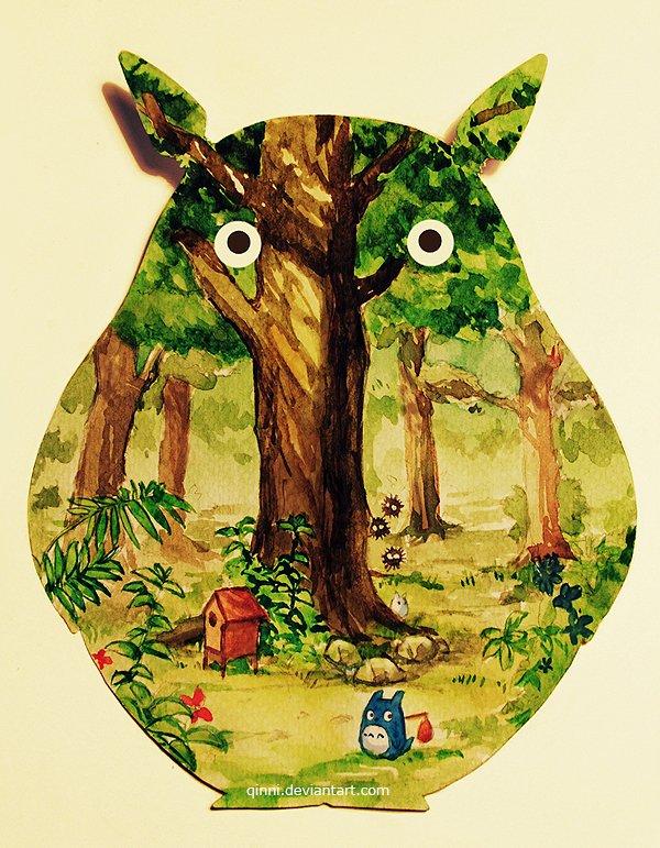 Mon voisin Totoro >>