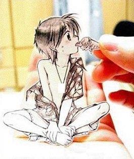 Anime dans la vie réelle (Partie II)