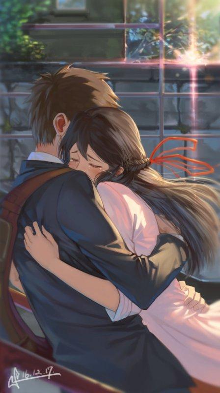 Your Name : Taki et Mitsuha (Partie 1)