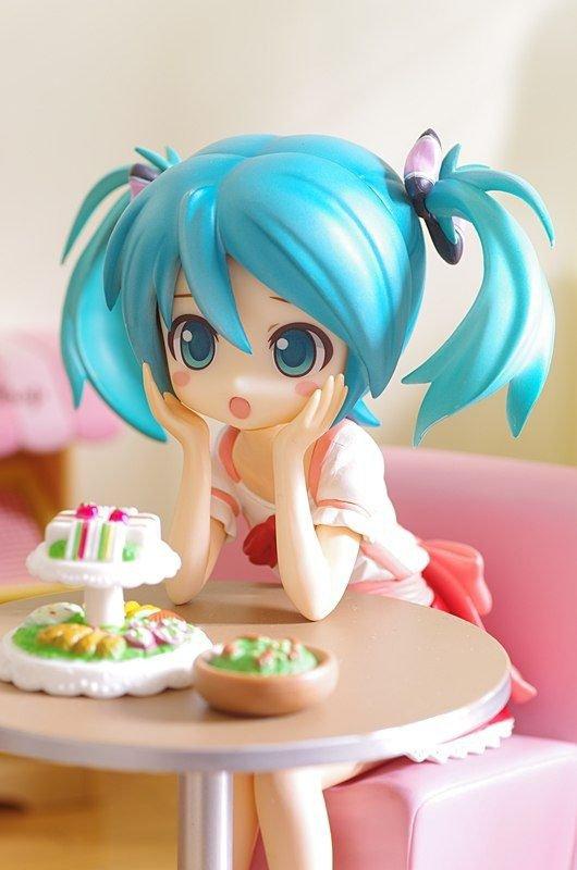 ★☆ Figurines | Nendoroids | Kawaii de Hatsune Miku ☆★