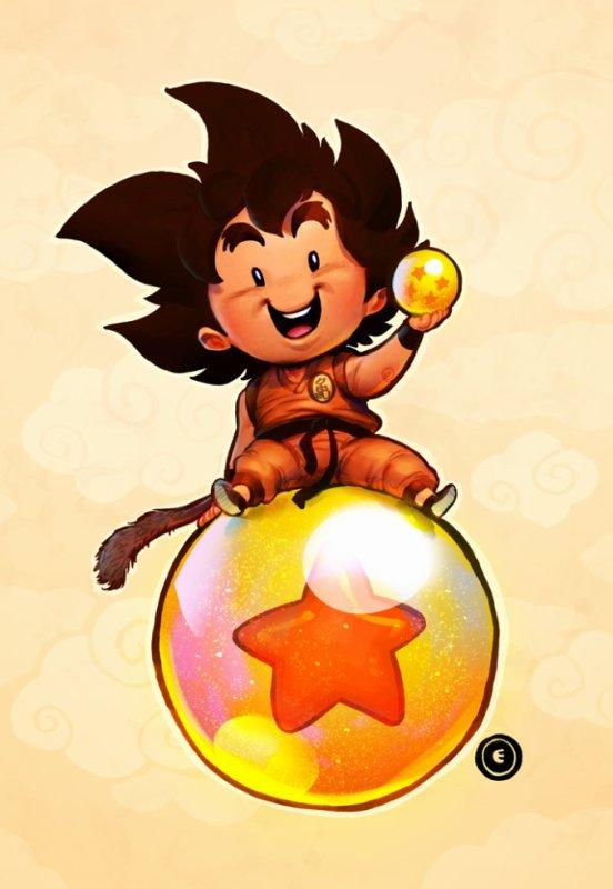 Goku ❇ Dragon Ball