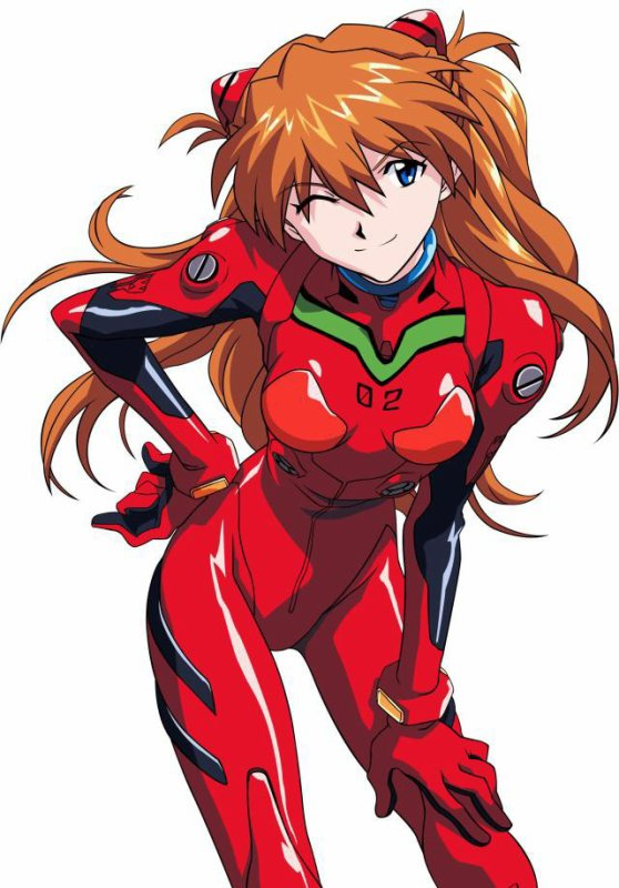 Neon Genesis Evangelion ✰ Asuka Soryu Langley