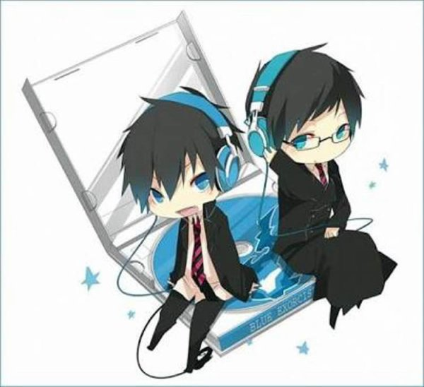 Blue Exorcist ♬CD