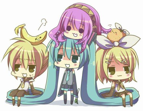 Vocaloid Chibi ♬