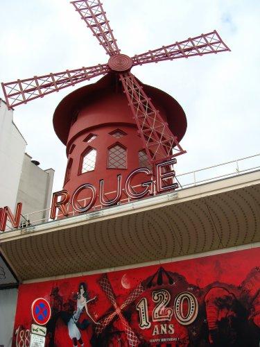 Moulin rouge , Merci papa merci maman pour se voyage incroyable x3