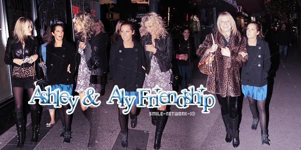 Les actus d'avril avec Ash & Aly ! ♥