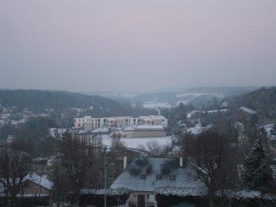 la vue de mon balcon ^^