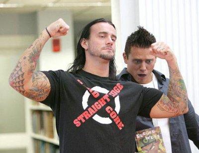 CM Punk & The Miz
