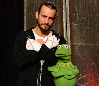 Les muppets à la WWE.