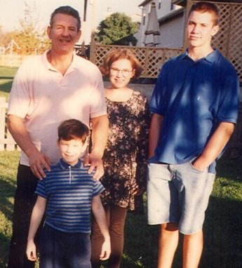 Randy Orton & sa famille.