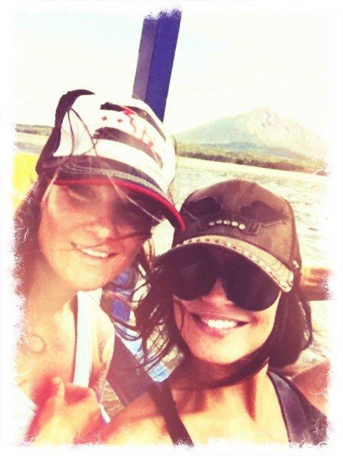 Lita & Trish Stratus