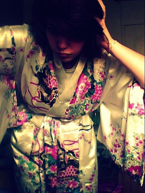 Mon Kimono <3