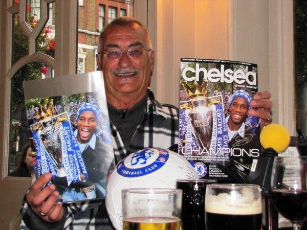 Déplacement à Chelsea 2-0