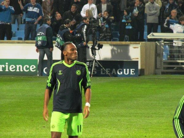 O.M - Chelsea : 1-0