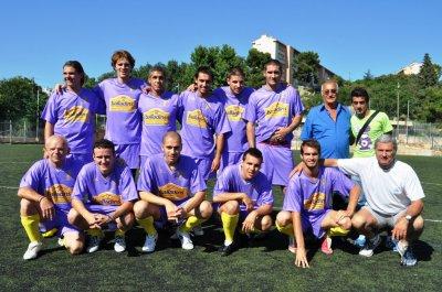 Match de bienfaisance 25 06 2011 .