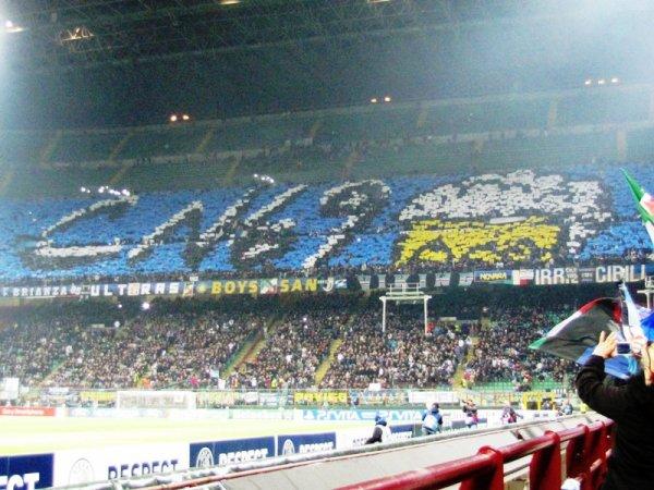 Déplacement à Milan ...