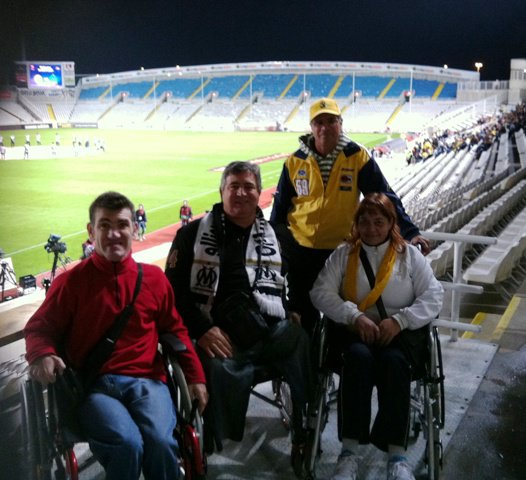 Europa League : Limassol-O.M : 3-0 ...