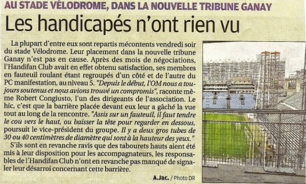 OM-Bordeaux : 1-0 ...