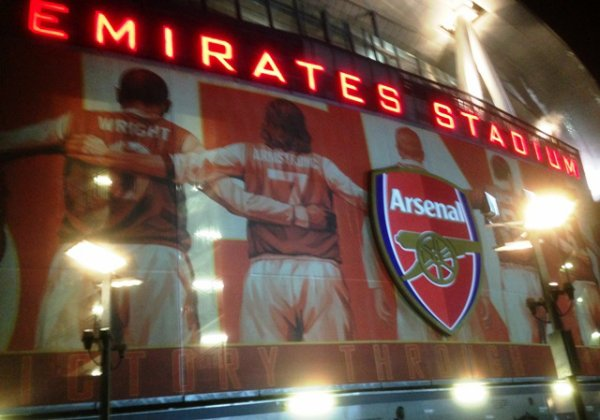 Stade Arsenal 26 11 2013