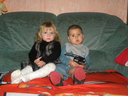 Lorna et Jimmy