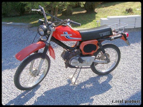 peugeot TSE 1980
