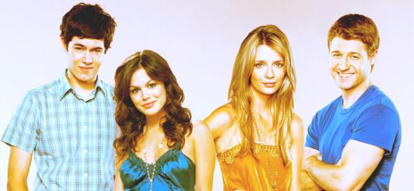 __ The fantastic four __ //  __ Vous ne savez même pas à quel point j'aime cette série.