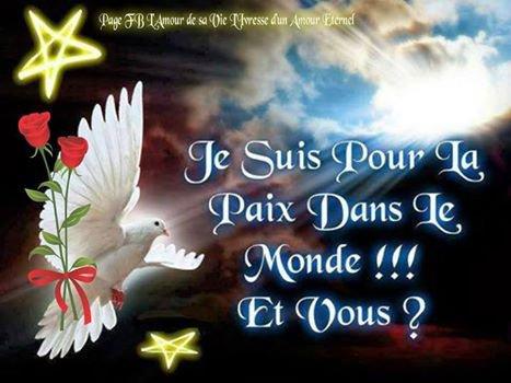 paix amour amitiee!!!!!!!
