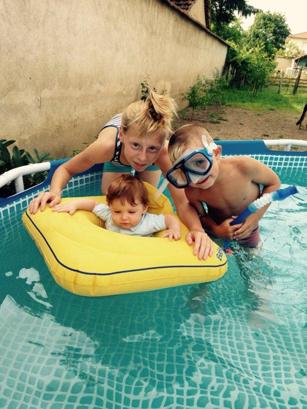 Mes 3 derniers enfants