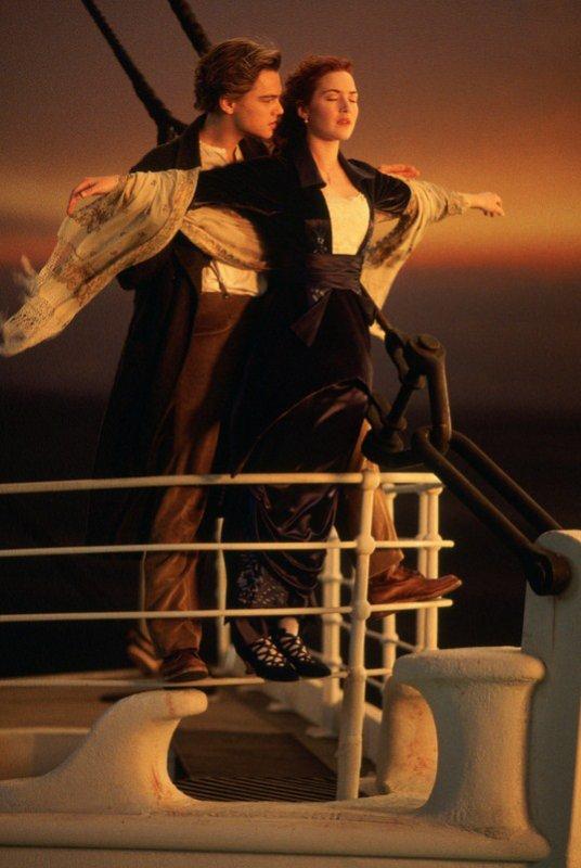 rose et jack titanic
