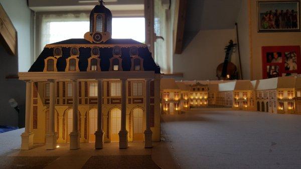 Toiture et éclairage à Versailles