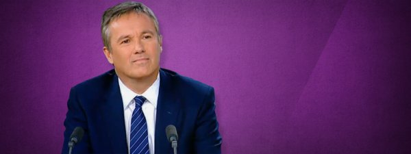 DEBOUT LA REPUBLIQUE (93): REACTION NICOLAS DUPONT AIGNAN APRES LE PREMIER TOUR