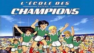 ET UN AUTRE MANGA L'École des champions