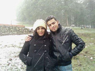moi et lui !!