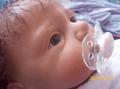 voici lilou née le 01 avril 2011