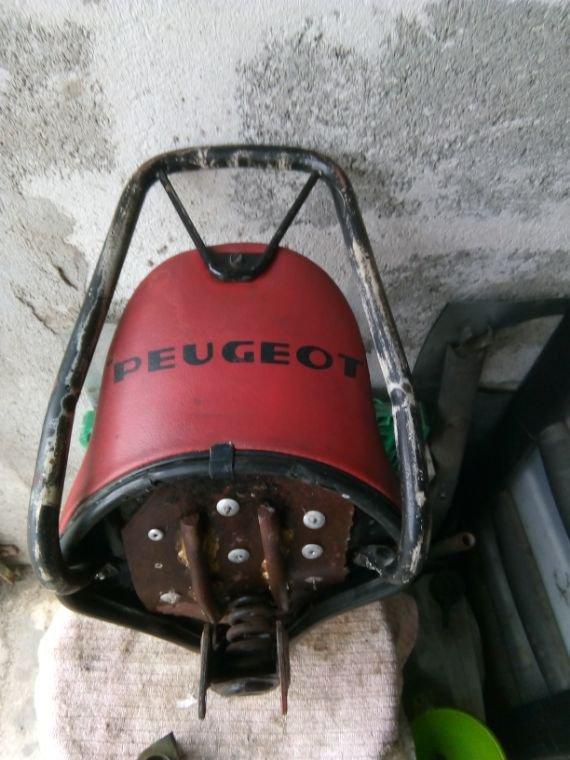Selle chopeer Peugeot