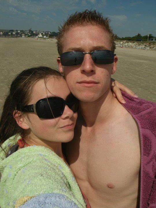 Coco and me a la playa !!!!