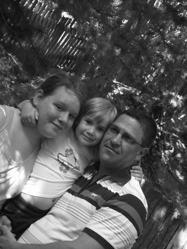 mes 3 amours de ma vie