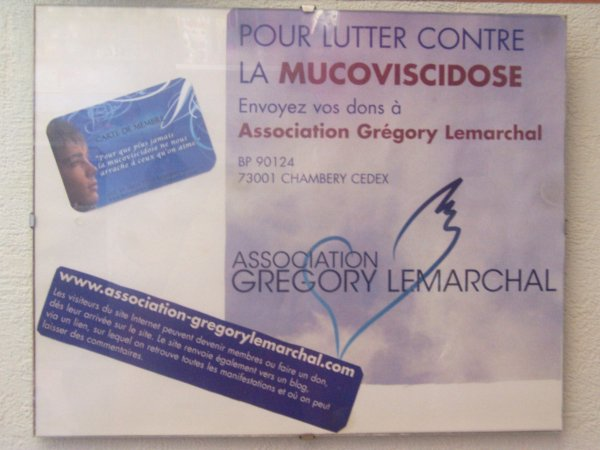 CADRE PERSO ASSOCIATION GREGORY LEMARCHAL